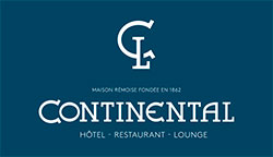 Continental Restaurant Lounge à Reims